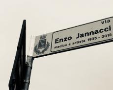 A Enzo Jannacci via di Novegro
