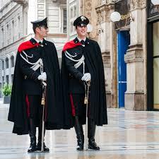 Grazie ai Carabinieri