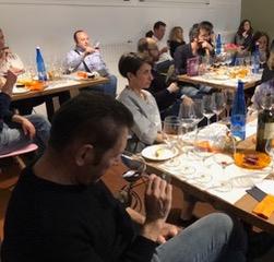 Vino e letteratura a Segrate con Wine Night