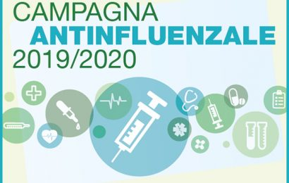 Campagna antinfluenzale 2019-2020