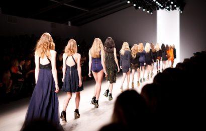 La formazione sfila con Fashion Graduate Italia