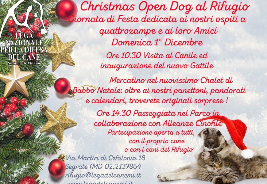 Open day al rifugio di Linate