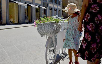 Domenica a piedi a Milano
