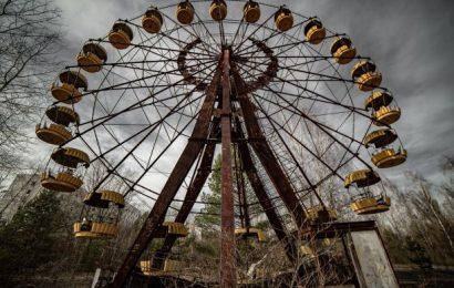 """""""Ricordi sospesi. Luoghi abbandonati tra Italia e Chernobyl"""""""
