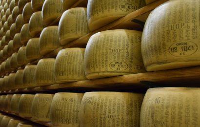 DOP Parmigiano Reggiano