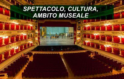 Contributi alla Cultura: interventi straordinari per spettacolo, promozione culturale e musei