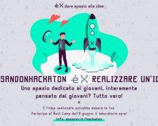 Sandonhackathon per ridisegnare l'ex-mensa