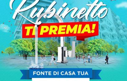 Gruppo CAP promuove la campagna fonte San Rubinetto
