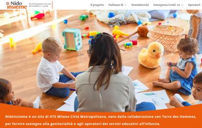 Una webserie per educatori e genitori di bambini 0-3anni