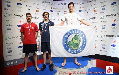 Malaspina Nuoto: 13 medaglie al Trofeo Città di Milano