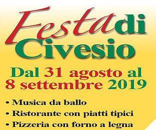 36° Festa di Civesio