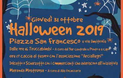 Halloween a Segrate