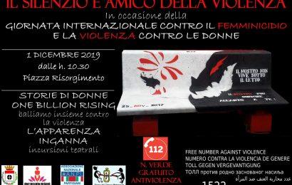 Melegnano contro la violenza sulle donne