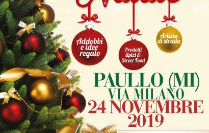 Atmosfere di Natale a Paullo